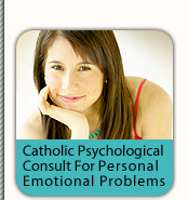 Catholic-oriented telephone counseling service for personal emotional problems